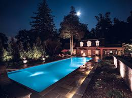 a closer look at app controlled landscape lighting landscape