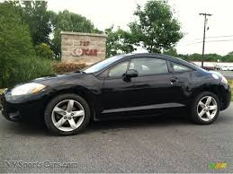 eclipse mitsubishi black 2006 mitsubishi eclipse gs coupe in kalapana black 050854