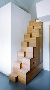 Plywood Stairs Design Alternating Tread Stairs Change The Perspective With New Designs