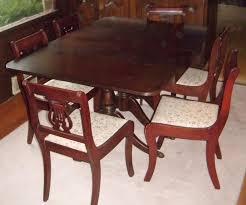terrific vintage bernhardt dining room furniture 52 with