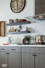 84 best colorful kitchens images on pinterest colorful kitchens for some contrast to your kitchen give your trim a darker hue with mined coal