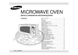 samsung microwave manuals u2013 bestmicrowave