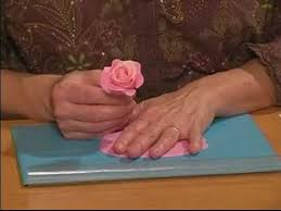 how to make sugar gum paste flowers making a full sized rose