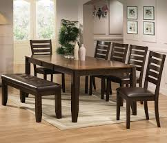 dining room table and bench furniture clearance center wood dinettes