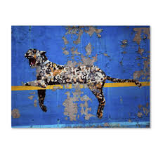 banksy u0027bronx zoo u0027 canvas art free shipping on orders over 45