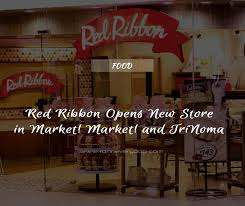 ribbon stores ribbon opens new store in market market and trinoma