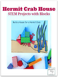 hermit crab halloween costume stem projects with blocks hermit crab house