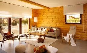 livingroom walls wooden panel walls in 15 living room designs home design lover