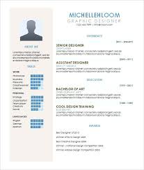 download stylish resume templates contemporary template 4 free
