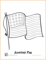 us flag coloring pages american flag patriotic free printable coloring page free