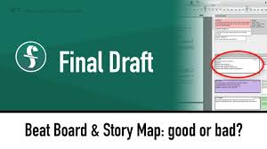 final draft 10 beat board u0026 story map good or bad youtube