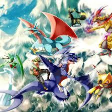 dragon type art pokémon amino