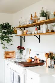 kitchenshelves com open kitchen shelves for under 100 college housewife