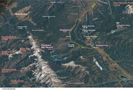 Crestone Colorado Map by Trinchera Peak Climbing Hiking U0026 Mountaineering Summitpost