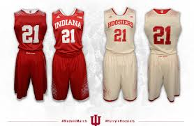 iu basketball to wear special adidas uniforms at big ten