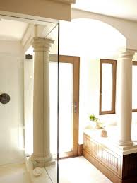 Interior Home Columns Custom Designed Marble And Stone Columns By Bt Arch Stone