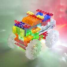 list of all monster jam trucks amazon com laser pegs 6 in 1 monster truck building set toys u0026 games
