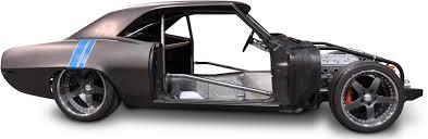 1968 camaro suspension upgrade chris alston s chassisworks