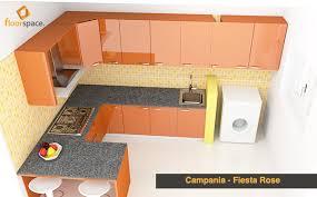 C Kitchen Design Floorspace Cania C Shaped Modular Kitchen