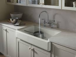 Kohler Kitchen Cabinets by Sinks Extraordinary Kohler Apron Sink Kohler Apron Sink