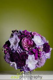 wedding bouquet inspiration purple wedding flowers