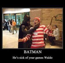 Waldo Meme - clean memes