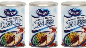 canned foods popular at thanksgiving