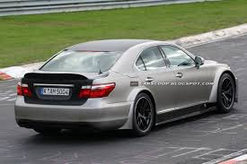 lexus isf v10 lexus ls tmg edition 650hp spied on video are those the sounds of