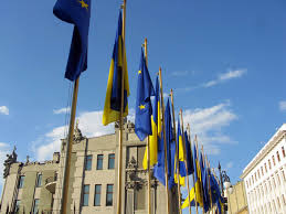 Flag Of The European Union Ukraine Country Profile Nations Online Project