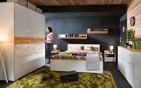 Bari Bedroom Furniture Modern White Gloss King Size Bedroom Furniture Set Wardrobe Bed