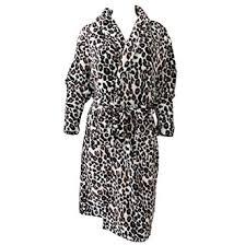 robe de chambre leopard robe de chambre leopard pas cher