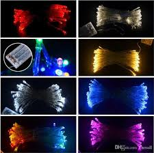 battery operated mini christmas lights 2m 3m 4m 5m led string mini fairy lights 3xaa battery operated white
