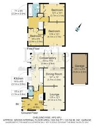 Estate Agent Floor Plan Software Marketing Floorplan Of L Shaped House With Outbuildings Property