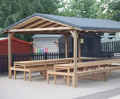 Outdoor Areas by Bespoke Timber Shelters For Outdoor Areas Branson Leisure Esi