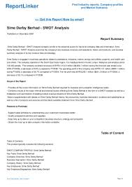 Sample Respiratory Therapy Resume by Sime Darby Berhad Swot Analysis307 Thumbnail 4 Jpg Cb U003d1292604977