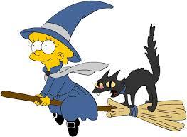 Lisa Simpson Halloween Costume Index Images 2 Halloween Clipart