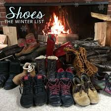 shoes the winter list u2013 nutritious movement