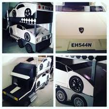 Lamborghini Car Bed Racing Car Bed Themed Bed Boys Bed Girls - Race car bunk bed