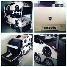 Cars Bunk Beds Lamborghini Car Bed Racing Car Bed Themed Bed Boys Bed