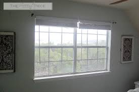 Pull Up Curtains Diy No Sew Tie Up Curtains