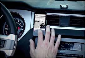 porta iphone auto soporte porta celular auto telefono iphone samsung lg htc 49