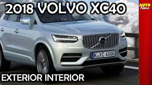 2018 volvo xc40 the best of volvo compact suv exterior interior