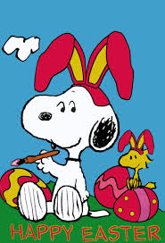 snoopy easter bunny clipart free collection