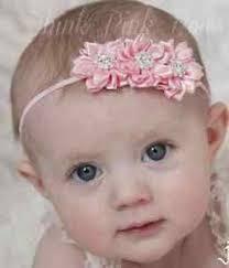 baby headbands uk new beautiful diamante ribbon flower baby headbands uk