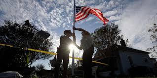 Flags At Half Mass Today Chris Matthews Rfk Came Around To Pushing Gun Control We Should Too
