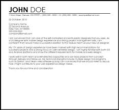 cover letters for designers outstanding cover letter examples