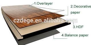 hdf mdf unilin click wax waterproof parquet 14mm laminate flooring