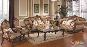 Aico Living Room Sets Michael Amini Cortina Luxury Bedroom Furniture Set Honey Walnut
