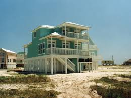 raised beach house plans beach house plans elevated plan small cottage on pilings narrow