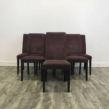 Microsuede Dining Chairs Dining Chairs